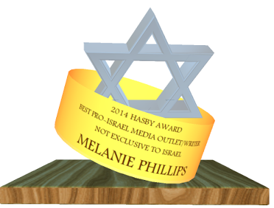 Melanie Phillips - Best Pro-Israel Writer