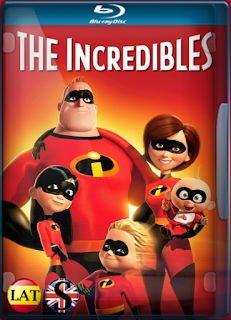 Los Increíbles (2004) REMUX 1080P LATINO/ESPAÑOL/INGLES