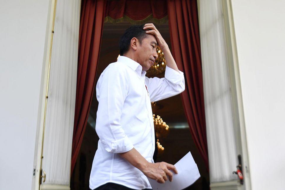 Mendadak Muncul Ide Wakaf, Rezim Jokowi Kebingungan Kantong Mulai Kempes?