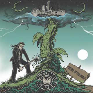 "STONEGAZER debut album ""The End of Our World"""