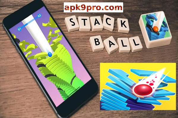 Stack Ball – Blast through platforms v1.0.84 Apk + Mod (File size 25 MB) for android