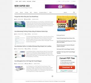 Template-New-Super-Seo