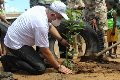 "hoyennoticia.com, ""Coprpoguajira sembró 40 mil árboles"""