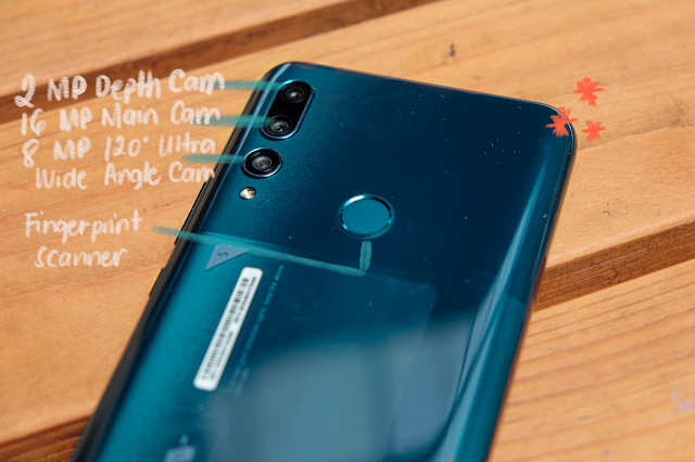 Patty Villegas - The Lifestyle Wanderer - Huawei - Y9 - Prime - 2019 - Review - Aesthetics - Back