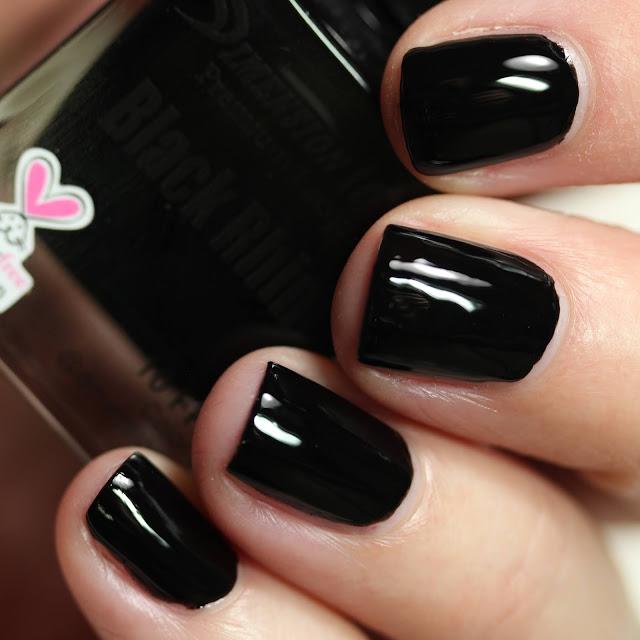 Dimension Nails Black Rhino swatch