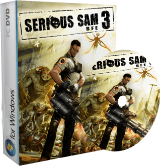 Serious Sam 3 - Katılımsız Oyun