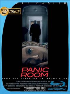 La Habitacion Del Panico (2002)HD [1080p] Latino [GoogleDrive] SilvestreHD