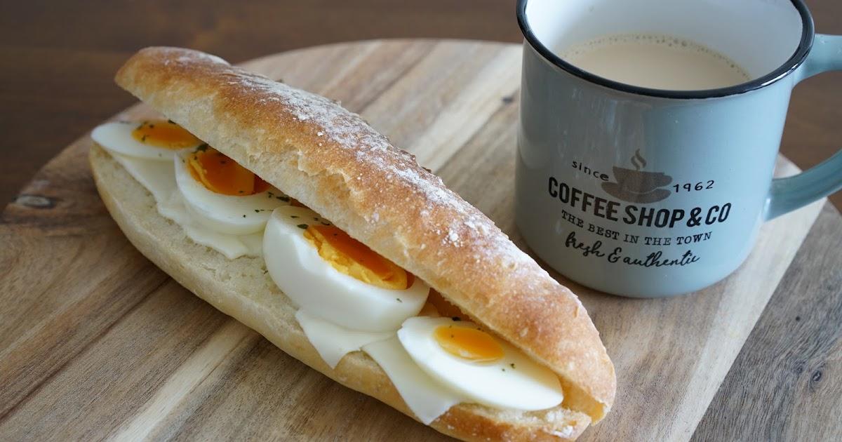 [烘焙食譜] 法國麵包。法棍免揉麵包做法!   西西烹飪筆記
