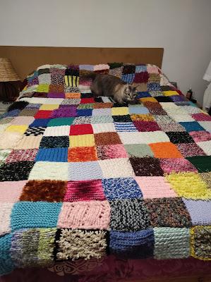 couverture chute laine
