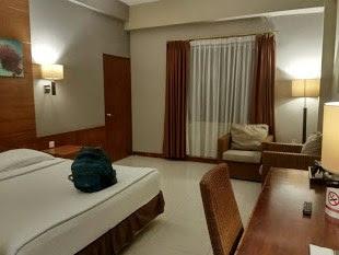 Kamar Hotel Asri Tasikmalaya