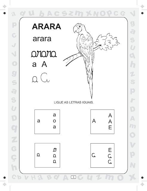 Ciranda das Sílabas Volume1