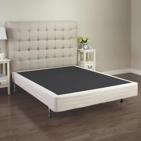 base cama box sommier casal