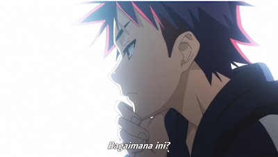 Shokugeki no Souma Ni no Sara Episode 8 Subtitle Indonesia