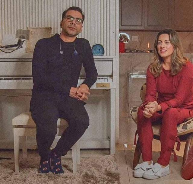 Paulo César Baruk e Rebeca Nemer falam sobre não ter filhos