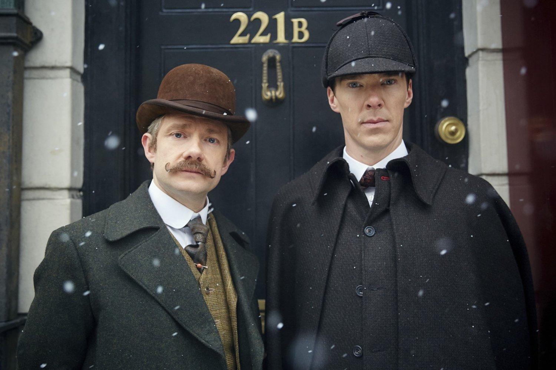 Fantasías animadas de un drogadicto funcional en Sherlock