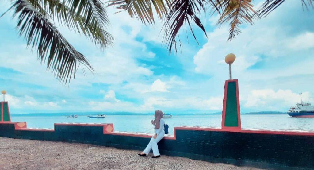 Pantai Kamali, Pantai Indah yang Disulap Jadi Alun-Alun Kota