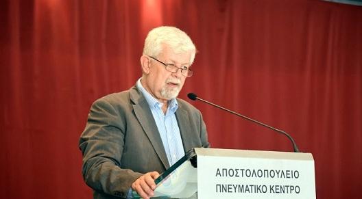 Συλλυπητήρια από τον Πελοποννησιακό Σύλλογο Κυλικείων για την απώλεια του Δ. Παυλή