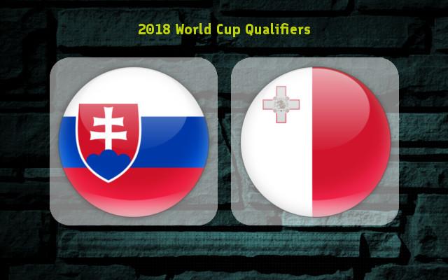 Slovakia vs Malta Full Match & Highlights 8 October 2017