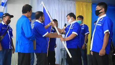 Bupati Andi Saksikan Pelantikan Pimpinan Anak Cabang GAMKI Tiga Kecamatan