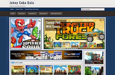 Download Flash Game Template
