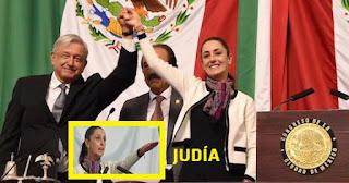 Ciudad de México gobernada por primera vez por una JUDÌA sionista y nobel de paz #Katecon2006