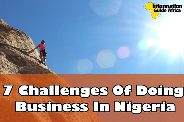 7 Challenges Of Doing Business In Nigeria