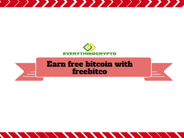 Earn free bitcoin with freebitco