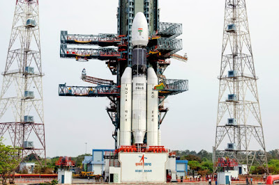 chandrayaan-2 mission, isro, gslv mak 3