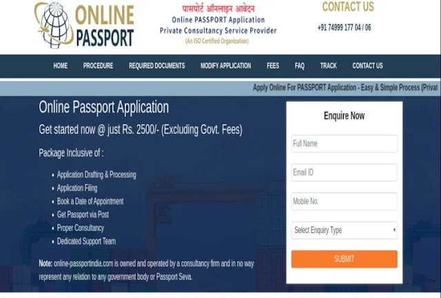 indiapassport.org
