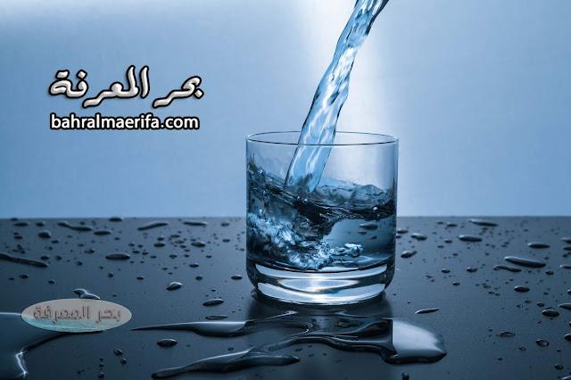 ماء دافئ