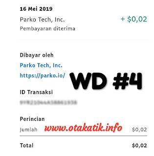 payment proof may 16