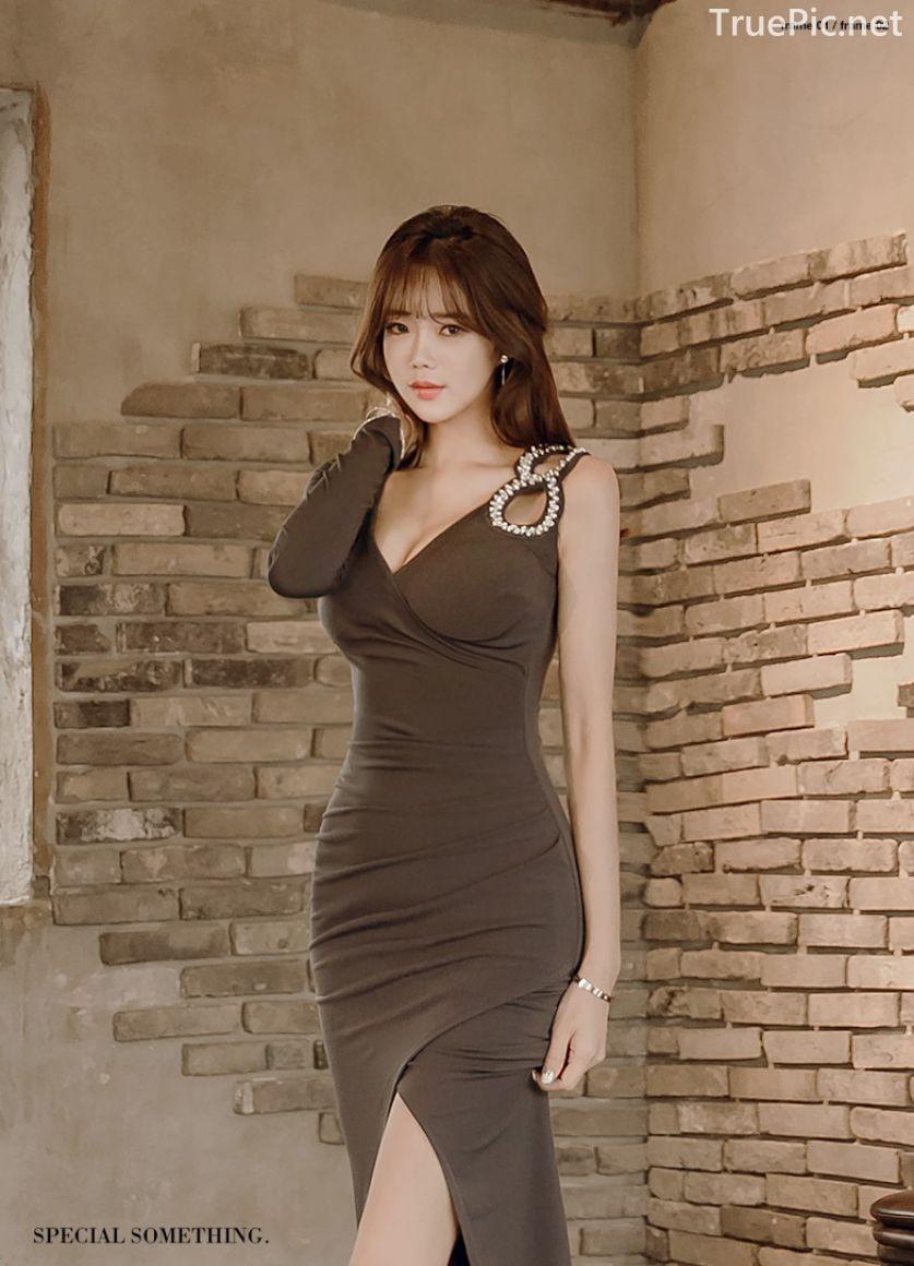 Korean Fashion Model - Kang Eun Wook - Indoor Photoshoot Collection - TruePic.net - Picture 9