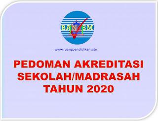 pedoman akreditasi sekolah/madrasah