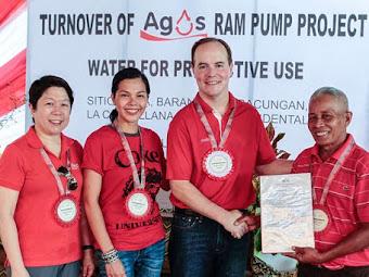 How Coca-Cola's Agos Program Is Bringing Water To Communities