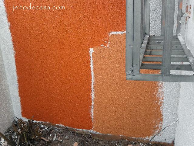 casa-laranja-pintura