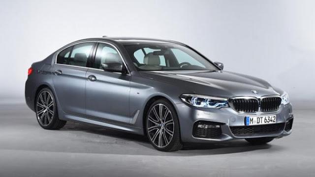 BMW Seri 5 Terbaru Bisa Nikmati Fitur Kunci Digital