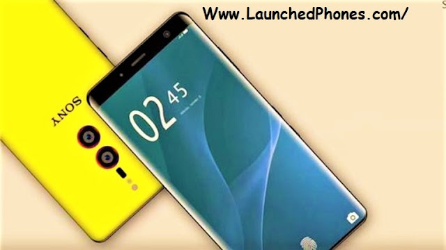 is the side past times side flagship mobile telephone of the society Sony Xperia XZ4 Specs in addition to features are revealed