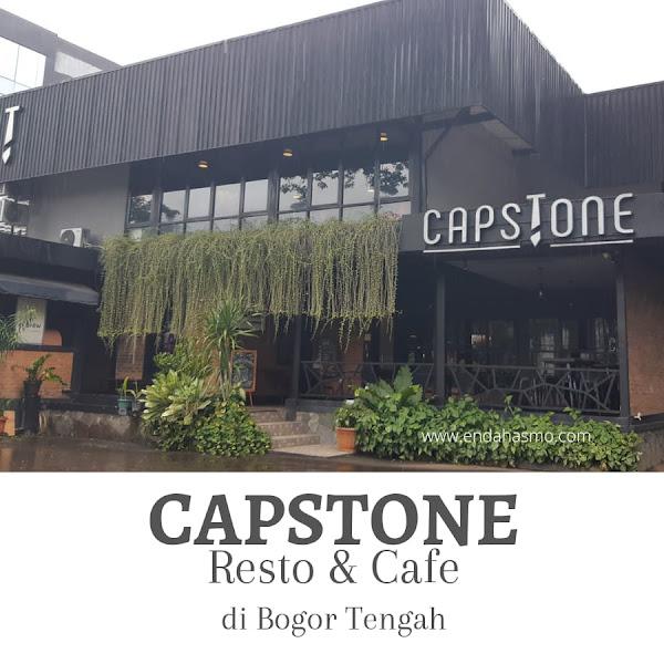 Capstone : Nikmati Sajian Resto dan Cafe di Bogor Tengah