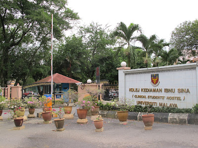 Ibnu Sina Residential College (Sixth College), University of Malaya