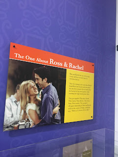 The One About Ross and Rachel Information Friends Pop Up Experience