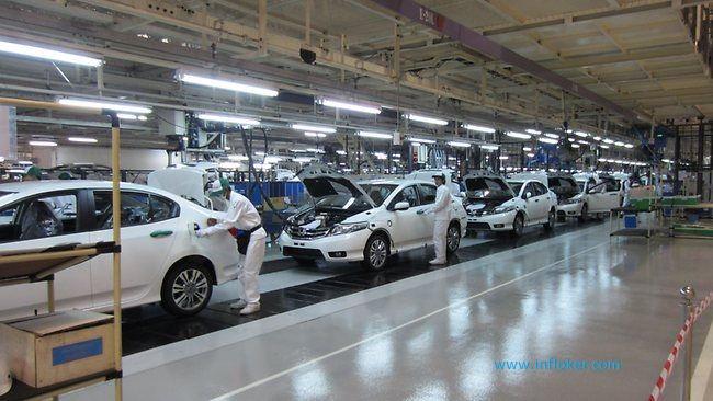 Lowongan Kerja (Kerawang) PT. Honda Prospect Motor (HPM) Paling Terbaru 2017