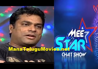Harshavardhan in Nee Star Show