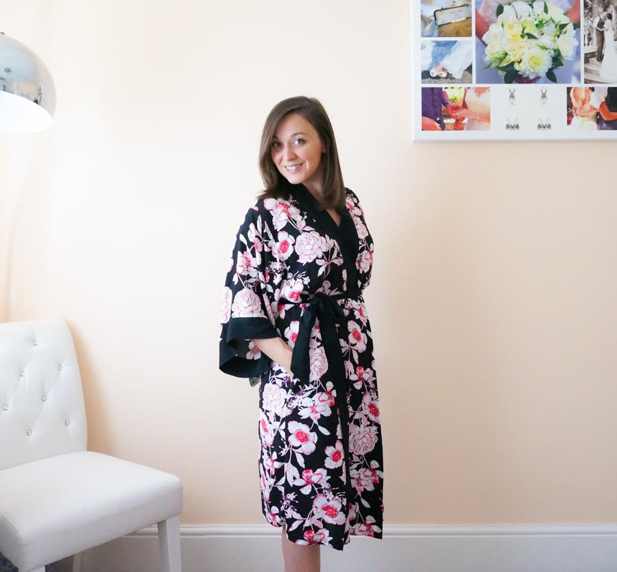 Helen's Closet Suki Kimono for #sewmystyle2018