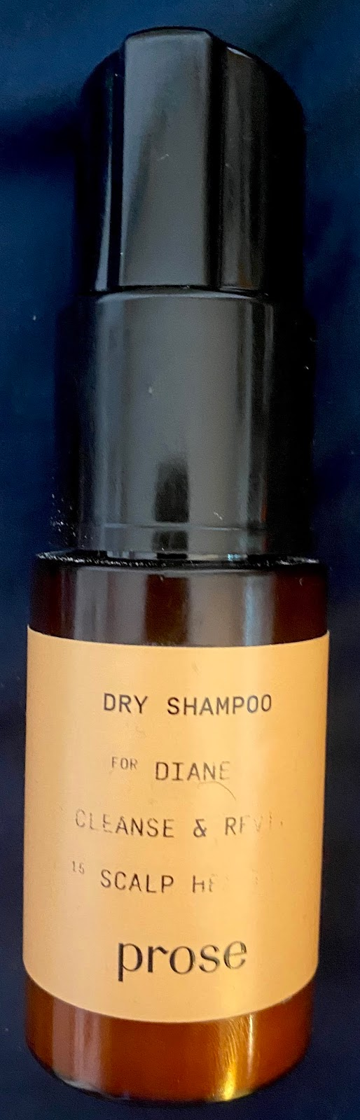 Prose Custom Dry Shampoo And Leave In Conditioner Diane Mary S Take On Beauty