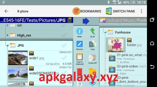 X-plore File Manager [Donate] Apk