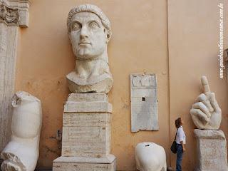 Museus Capitolinos praca capitolio guia roma portugues - Museus Capitolinos, os museus mais antigos do mundo