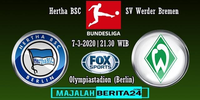 Prediksi Hertha BSC vs Werder Bremen