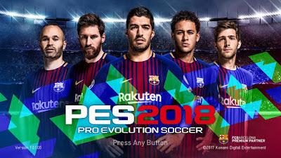PES 2018 Full Version