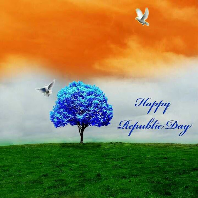 happy republic day Whatsapp DP Profile Pictures