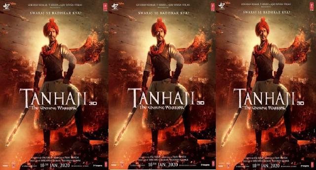Download Tanhaji Movie Full HD Trailer
